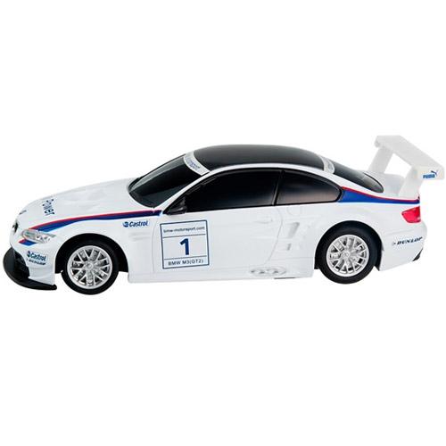 Маленькая Радиоуправляемая машинка BMW M3 GT2 (1:24, 20 см.)