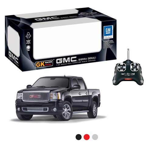 Машина 1:24 GMC Sierra - В интернет-магазине