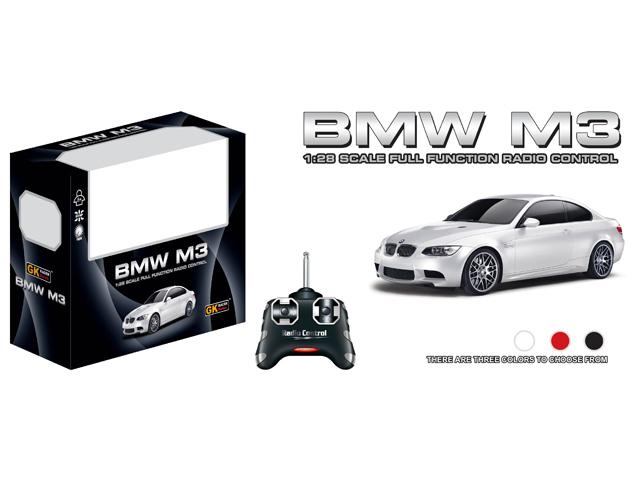 Радиоуправляемая машинка BMW M3 (1:28, 15 см) - В интернет-магазине