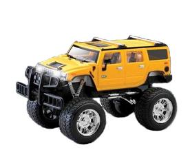 Радиоуправляемый Джип 1:40 Hummer H2