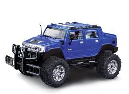 Радиоуправляемый Джип 1:24 Hummer H2 SUT