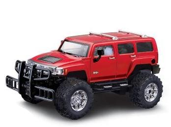 Радиоуправляемый Джип 1:24 Hummer H3