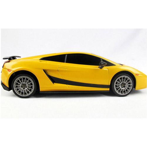 Маленькая радиоуправляемая Машинка Lamborghini Gallardo Superleggera (1:24, 18 см.) - В интернет-магазине