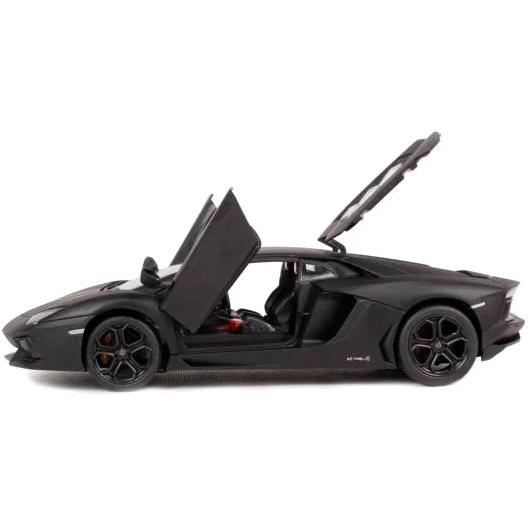 Радиоуправляемый Lamborghini Aventador (открываются двери, металлическая, 1:24, 20 см) - Фото