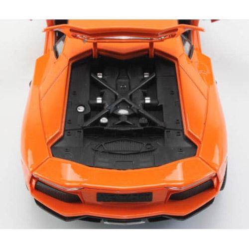 Радиоуправляемый Lamborghini Aventador (открываются двери, металлическая, 1:24, 20 см) - В интернет-магазине