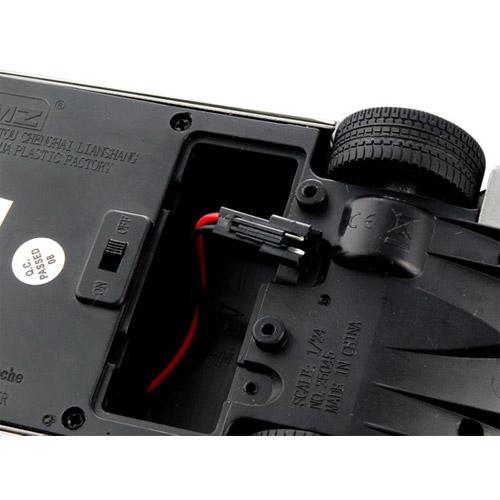 Радиоуправляемая Porsche 918 Spyder (из металла, открываются двери, 1:24, 19 см) - Картинка
