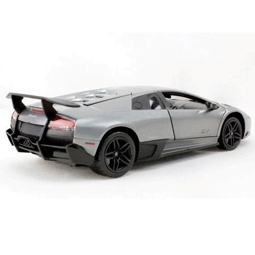 Машина 1:24 Lamborghini Murcielago SV LP670-4 (20 см, металл) - В интернет-магазине