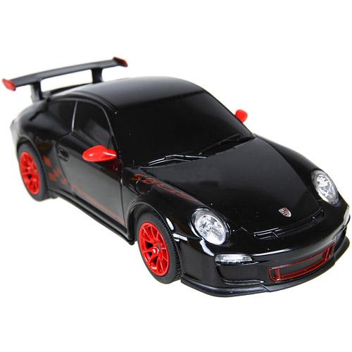 Маленькая радиоуправляемая машинка Porsche 911 GT3 RS (1:24, 17 см)