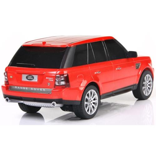 Маленькая Радиоуправляемая Машинка Range Rover Sport (1:24, 17 см) - В интернет-магазине