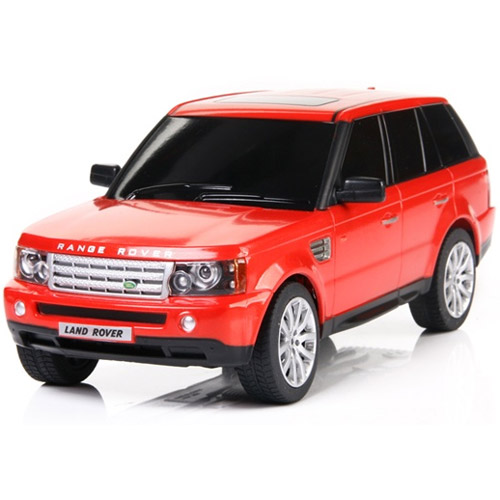 Красный Маленькая Радиоуправляемая Машинка Range Rover Sport (1:24, 17 см)