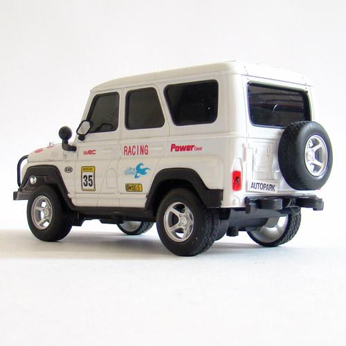 Радиоуправляемая Машина 1:28 УАЗ Хантер - Изображение