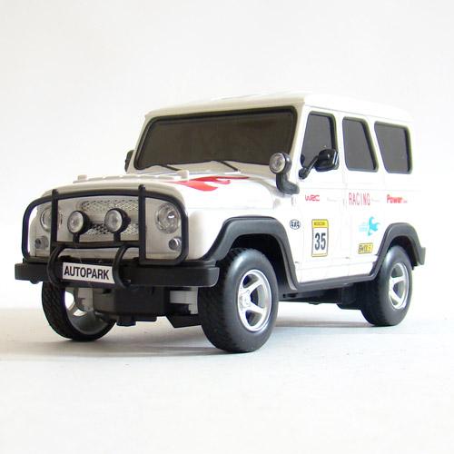 Радиоуправляемая Машина 1:28 УАЗ Хантер - Фотография