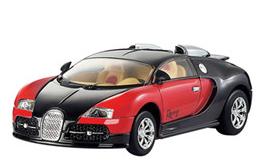 Радиоуправляемая мини Bugatti Veyron (1:43, 9 см.)