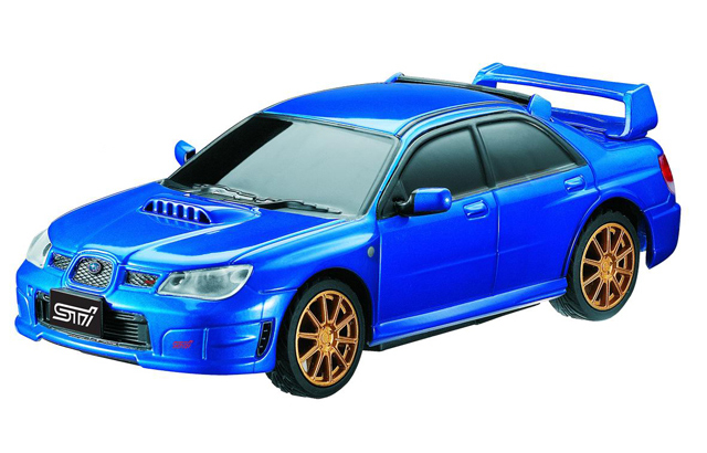 Машина 1:40 Subaru Impreza