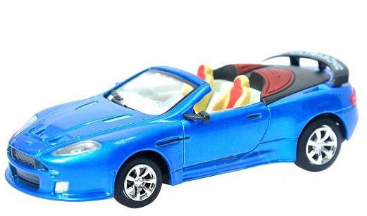 Радиоуправляемая мини Aston Martin (1:43, 9 см.) - В интернет-магазине