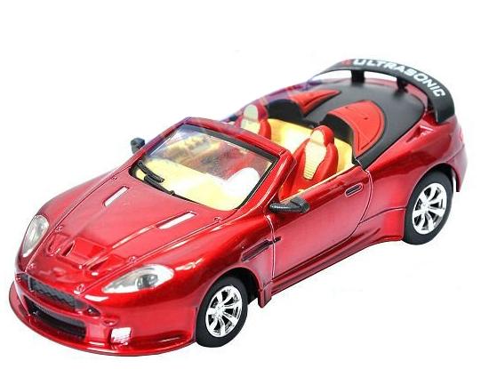 Радиоуправляемая мини Aston Martin (1:43, 9 см.) - Картинка