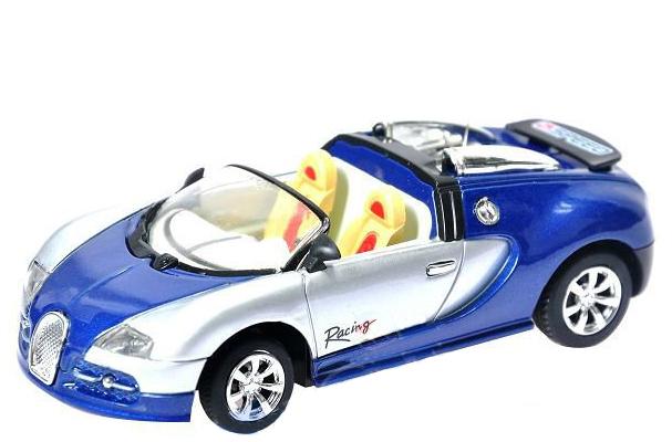 Радиоуправляемая мини Bugatti Veyron (1:43, 9 см.) - Фотография