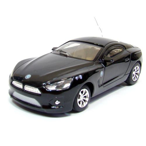 Радиоуправляемая Микро-Машина 1:43 BMW (металлическая, 9 см.)