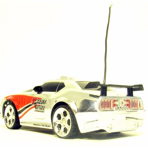 Маленькая Радиоуправляемая Машинка Chevrolet Camaro (1:32, 16 см)