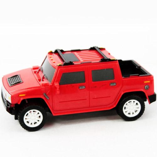 Недорогой радиоуправляемый джип Hummer (1:32, 17 см.)