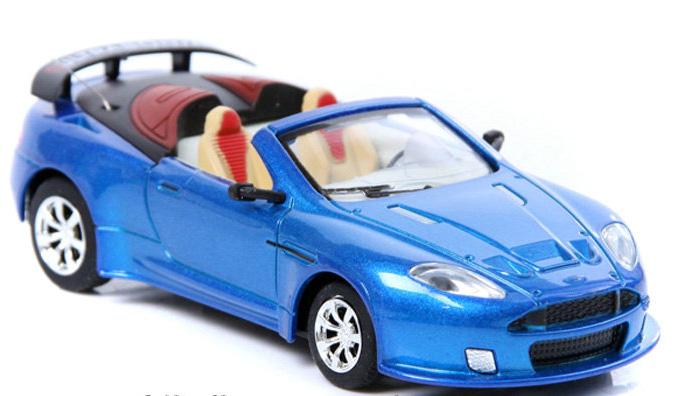 Радиоуправляемая мини Aston Martin (1:43, 9 см.) - Фото