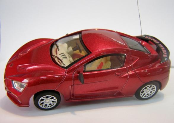 Радиоуправляемый микро Lexus (1:43, 9 см.) - Картинка