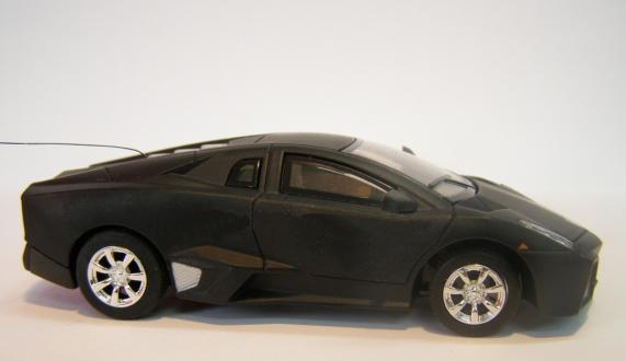 Радиоуправляемая микро Lamborghini (1:43, 9 см.) - Картинка
