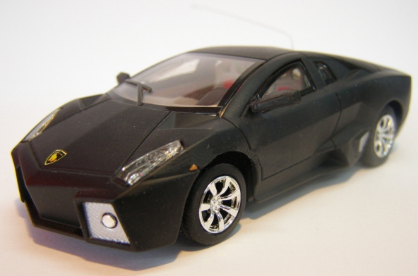 Радиоуправляемая микро Lamborghini (1:43, 9 см.) - Изображение