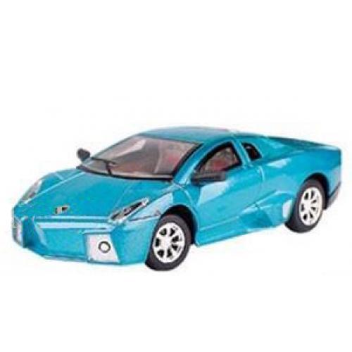 Лазурный Радиоуправляемая микро Lamborghini (1:43, 9 см.)