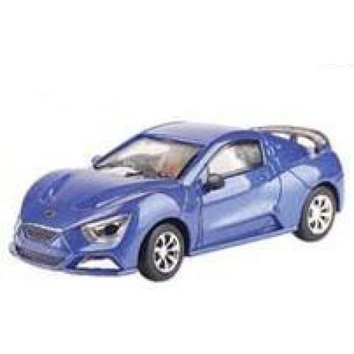 Фиолетовый Радиоуправляемый микро Lexus (1:43, 9 см.)