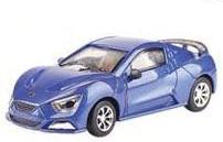 Радиоуправляемый микро Lexus (1:43, 9 см.)