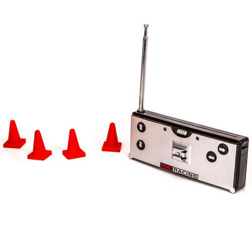 Радиоуправляемая Мини-машинка В банке (1:58, 7 см.) - Фотография