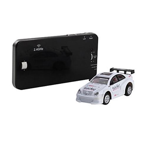 Микро-машинка (металл, управление от iPhone и Android) - Фотография