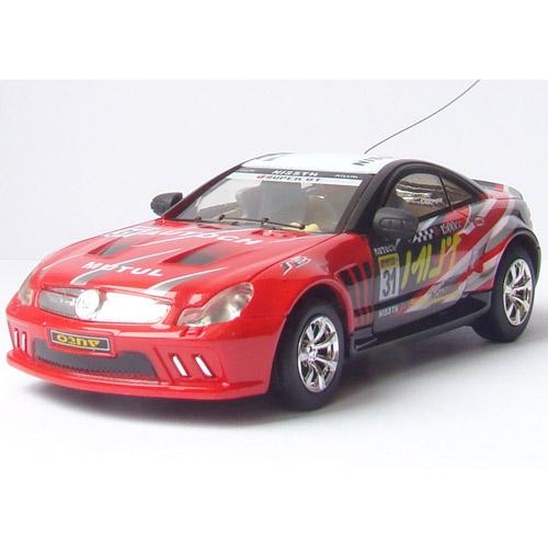 Радиоуправляемый Мини Mercedes (1:43, 10 см.)