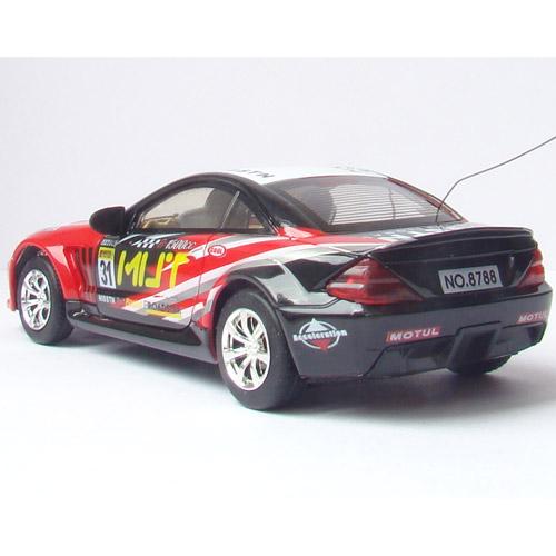 Радиоуправляемый Мини Mercedes (1:43 , 10 см.) - Фото