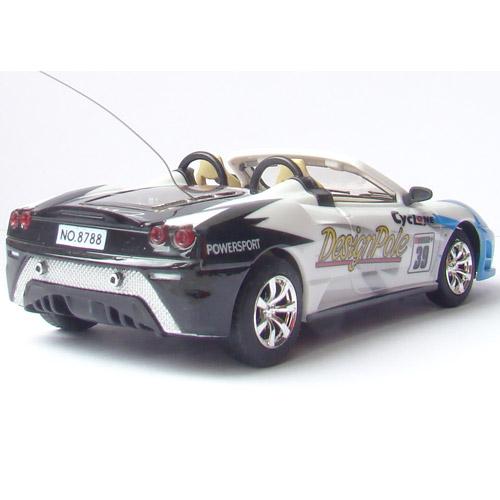 Радиоуправляемая Мини Ferrari кабриолет (1:43, 10 см.) - В интернет-магазине