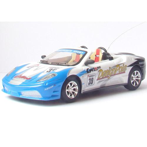 Радиоуправляемая Мини Ferrari кабриолет (1:43, 10 см.)