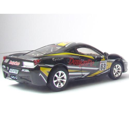 Радиоуправляемая Мини Ferrari (1:43, 10 см.) - В интернет-магазине