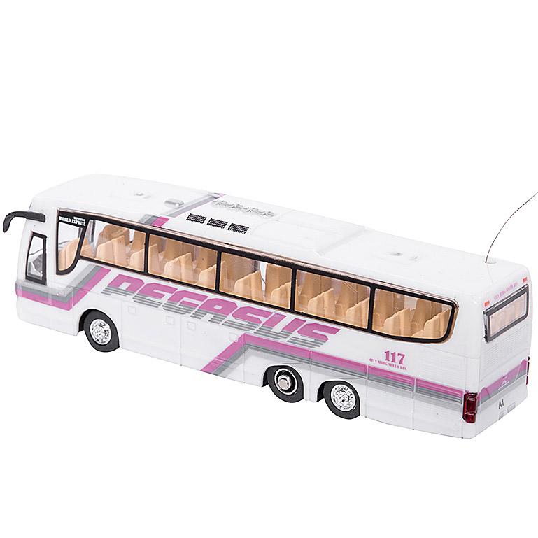 Радиоуправляемый Мини-Автобус City Bus (1:76, 14 см.) - Фото