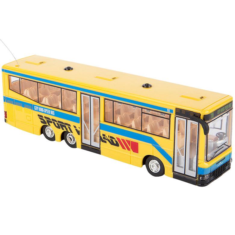Радиоуправляемый Мини-Автобус City Bus (1:76, 14 см.)