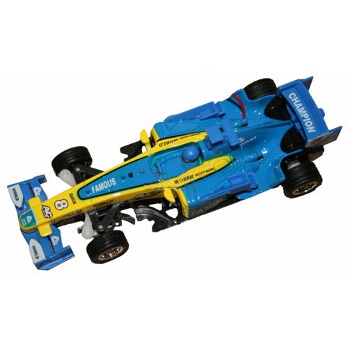 Мини-болид 1:43 Formula One F1