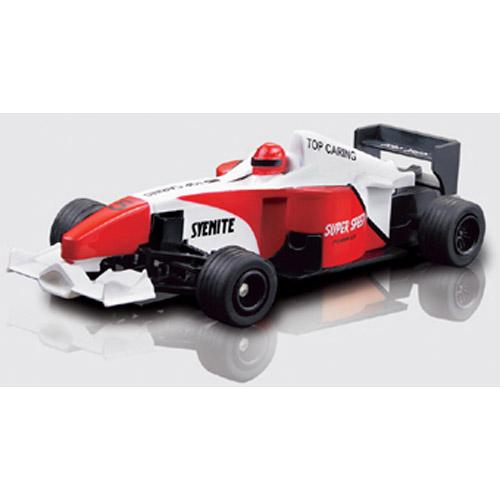Красный Радиоуправляемый Мини болид Формулы 1 (10 см.)