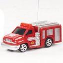 Пожарный джип Радиоуправляемая Мини Пожарная машина (1:63, 8 см.)