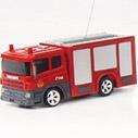 Пожарный грузовик Радиоуправляемая Мини Пожарная машина (1:63, 8 см.)
