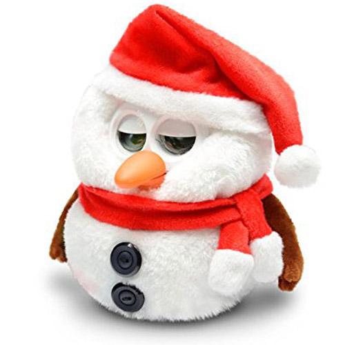 Интерактивная игрушка Умный Снеговик Hibou Boli (15+ функций, 17 см.) - В интернет-магазине