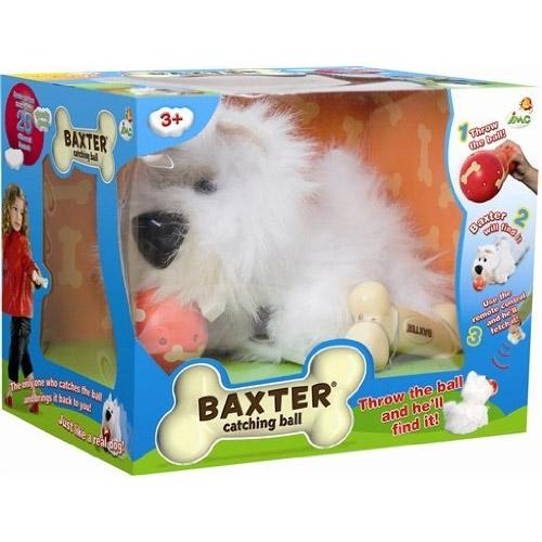 Радиоуправляемая мягкая Собака Бакстер (BAXTER)
