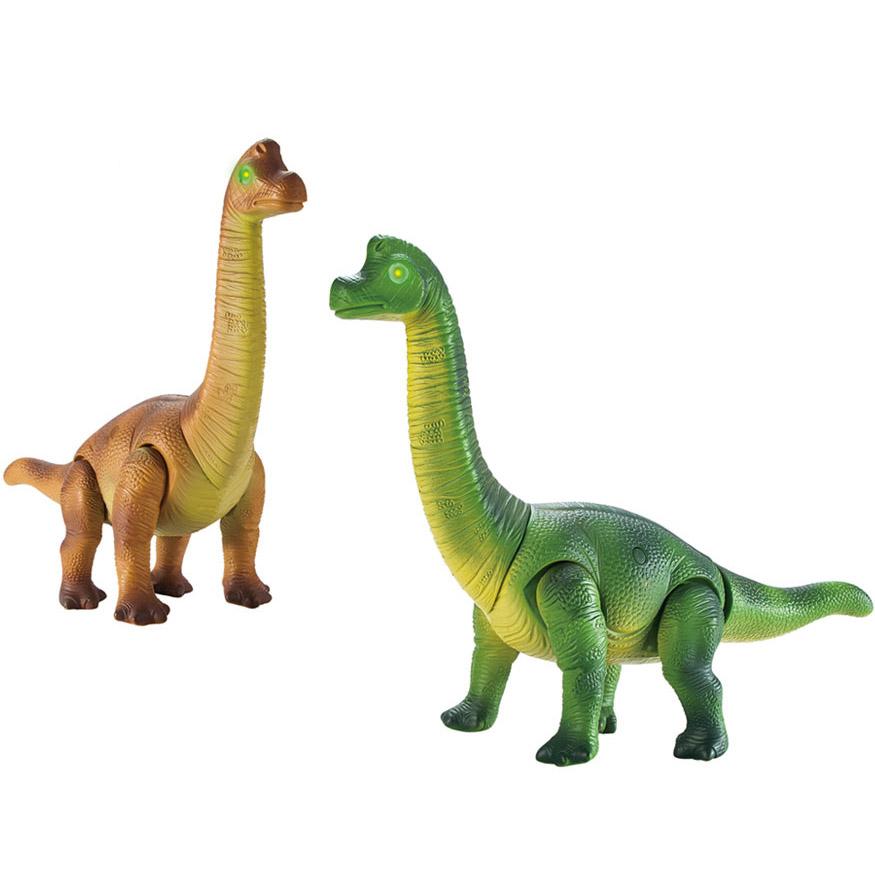 Радиоуправляемый Динозавр Брахиозавр (44 см.) - В интернет-магазине