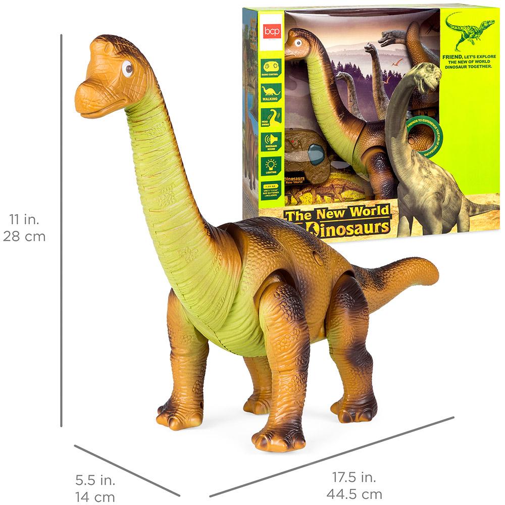 Радиоуправляемый Динозавр Брахиозавр (44 см.) - Фото