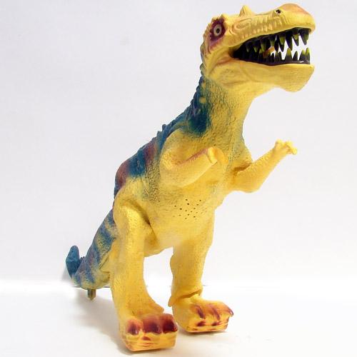 Радиоуправляемый динозавр Кампсозавр (40 см.) - Фотография