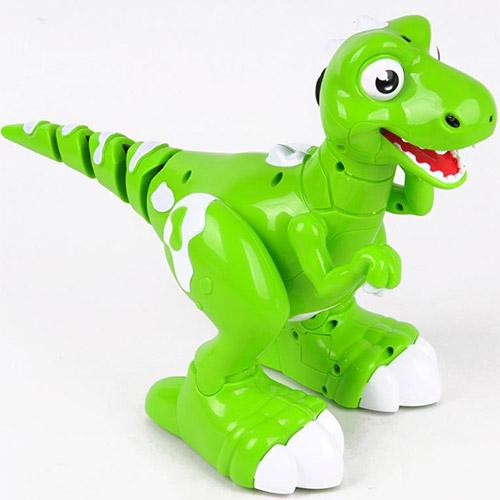 Интерактивный умный Динозавр на пульте управления (32 см.) - В интернет-магазине